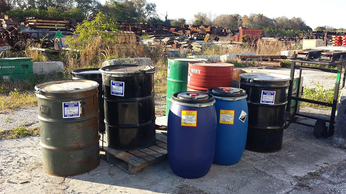 UES Waste Disposal Brokerage