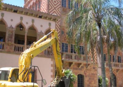 Ringling Museum (Sarasota, FL)   UST Removal