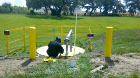 Leachate Collection Tank Rehabilitation (Pasco County Utilities)
