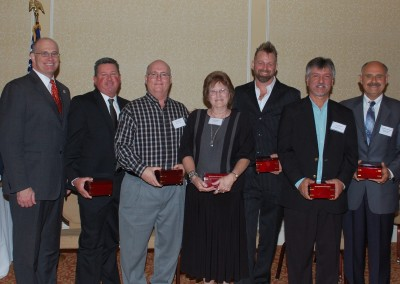 Propeller Club's 10th Annual Maritime Industry Night Awards Ceremony