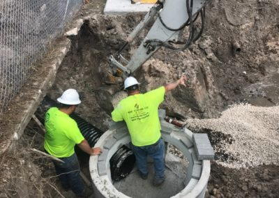 Tampa Port Authority McKay Street Storm Drainage Project